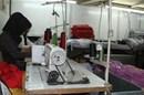 راه اندازی خط دوخت نساجی