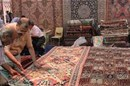 بزرگترین فرش ماشینی جهان در ایران تولید شد