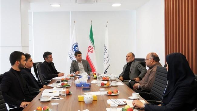 بررسی مشکلات فعالان اقتصادی با صندوق ضمانت صادرات ایران