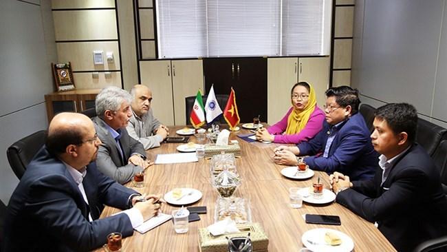 اتاق مشترک ایران و ویتنام تا دو ماه دیگر افتتاح میشود