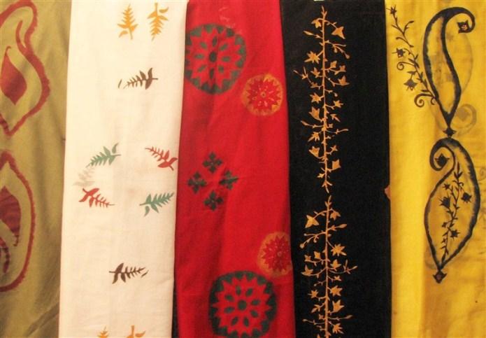 شرایط جدید واردات روسری و شال