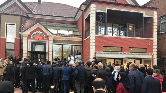 سرای تجاری ایرانیان در آستراخان افتتاح شد