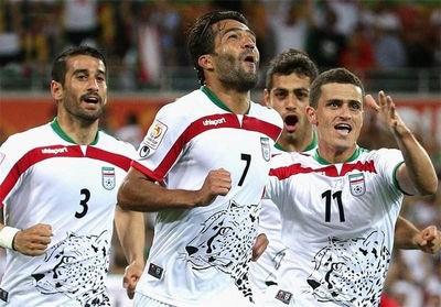 یک برند خارجی و طراحی لباس تیم ملی فوتبال ایران