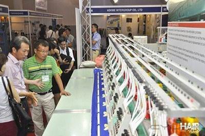 نمایشگاه ماشین آلات نساجی و پوشاک ATME هند