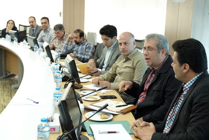 کارگروه آموزشی تشکلها با حضور معاون آموزش و مدیر تشکلهای اتاق تهران و جمعی از نمایندگان تشکلهای مختلف بخش خصوصی برگزار شد