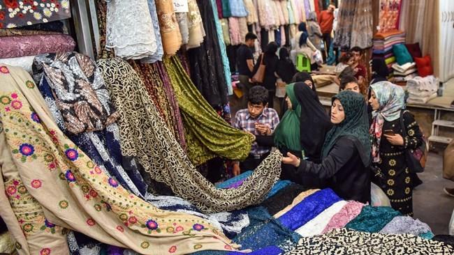 پوشاک قاچاق سیر توسعه نساجی را نزولی کرد