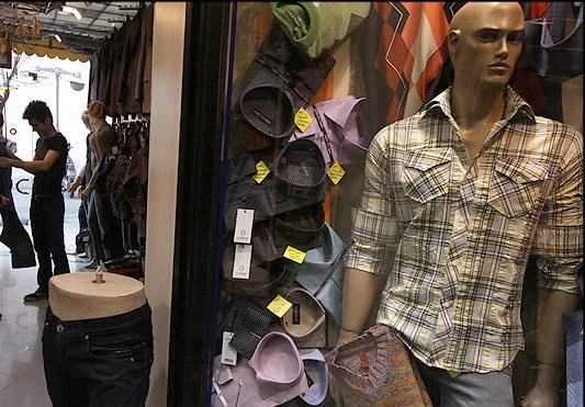 نوعشناسی مصرفکنندگان پوشاک برند بر اساس سبک تصمیمگیری خرید