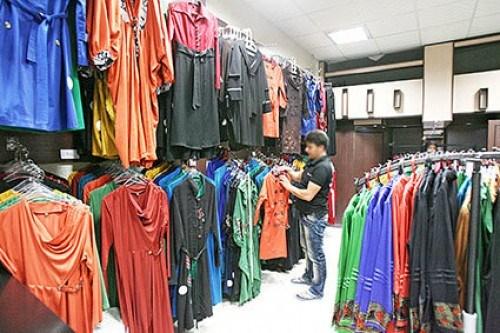 تولیدات پوشاک ایرانی به روز نیست