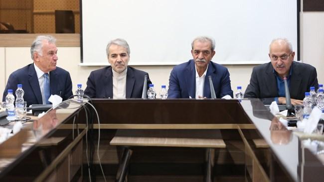 تشکیل 10 کارگروه تخصصی بین اتاق ایران و سازمان برنامهوبودجه