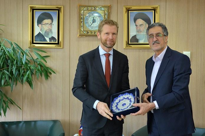 تقویت همکاری دوجانبه ایران و نروژ در حوزه بنگاههای کوچک و متوسط