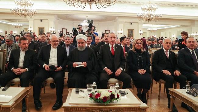 ایران و ترکیه باید از تجارت ترجیحی به سمت تجارت آزاد حرکت کنند