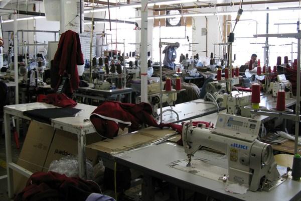 تولید کنندگان پوشاک زمینه خوبی برای نشان سازی دارند