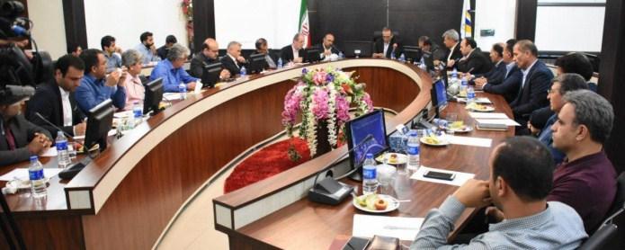 برگزاری جلسه بررسی و رفع مشکلات گمرکی فعالان اقتصادی منطقه آزاد ماکو