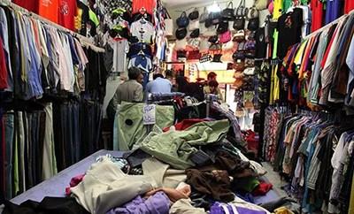 قاچاق پوشاک بیش از ۱۵ هزار میلیارد تومان گردش مالی دارد