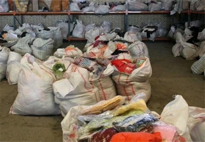 مشهد جدی تر از تهران در برخورد با قاچاق پوشاک