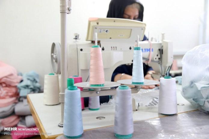 صدور جواز تاسیس پوشاک صنعتی در تهران