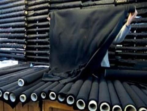 تولید بیش از ۹ میلیون متر مربع چادر مشکی