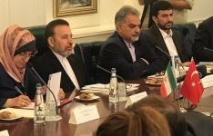 تسهیل شرایط فعالیت تجار ایران و ترکیه / آمادگی داریم مناسبات تجاری ۲ کشور توسعه یابد